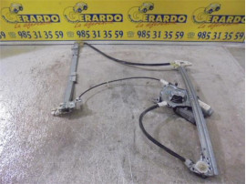 Front Right Window Regulator Citroen Xsara Coupe (1997+) 2.0 HDi Satisfaction [2,0 Ltr. - 66 kW HDi CAT (RHY / DW10TD)]