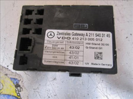 Lock Door Control Unit Mercedes-Benz Clase E Berlina (BM 211)(2002+) 2.2 E 220 CDI (211.006) [2,2 Ltr. - 110 kW CDI CAT]