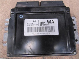 Engine Control Unit Ecu Chevrolet Kalos (2005+) 1.2 SE [1,2 Ltr. - 53 kW CAT]