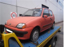 Right Manual Wing Mirror Fiat Seicento (187)(1998+) 0.9 Básico (09.2002+) [0,9 Ltr. - 29 kW CAT]